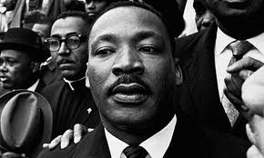 King, looking much as I saw him in 1965. This photo is from the Selma march three months earlier.
